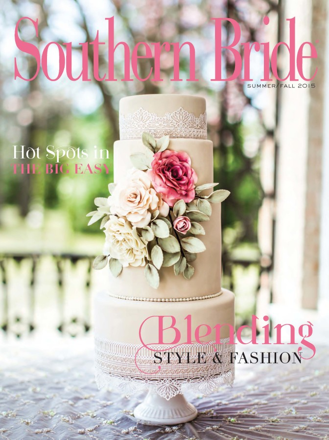 Fall Cover - Southern Bride-Michael Allen Photography
