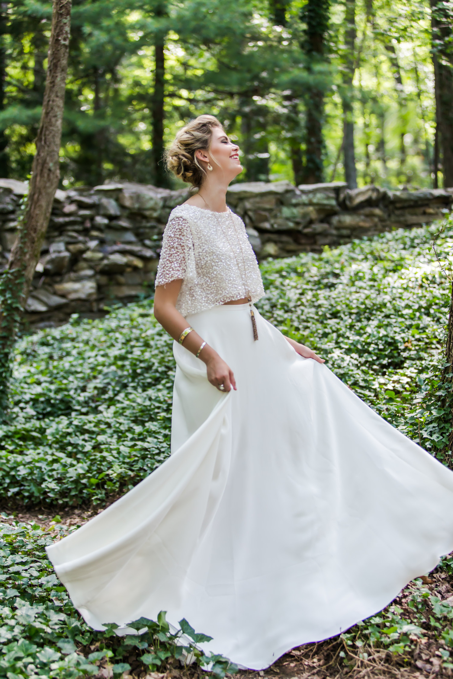 Southern Bride Magazine - photo by Michael Allen Photography